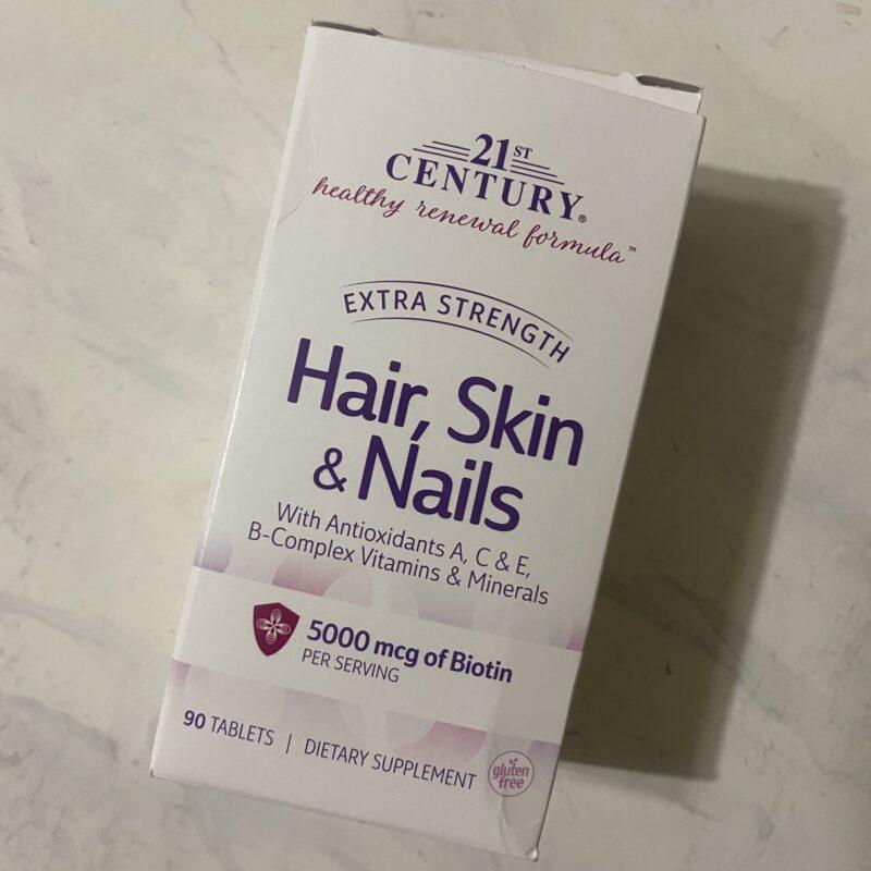 Таблетки для укрепления волос, ногтей и кожи, Алматы
