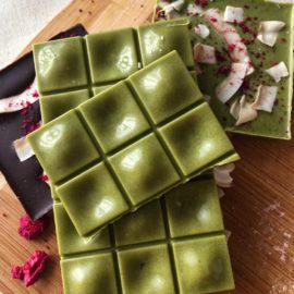 купить белый матча шоколад в Алматы