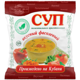 суп из фасоли в Алматы
