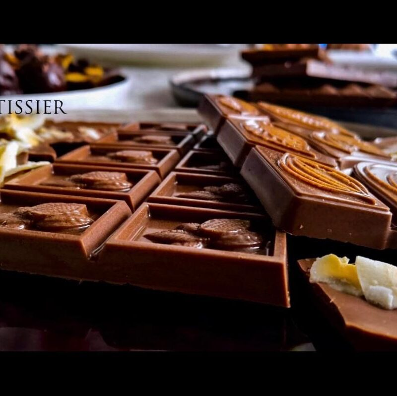 экстра молочный шоколад annie patissier