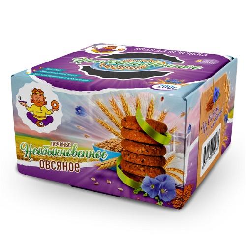 овсяное печенье без глютена Алматы