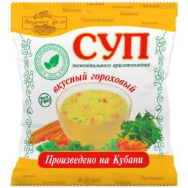 гороховый суп быстрого приготовления в Алматы