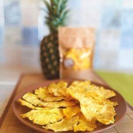 чипсы из ананаса в алматы