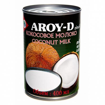 молоко Aroy-d железная банка