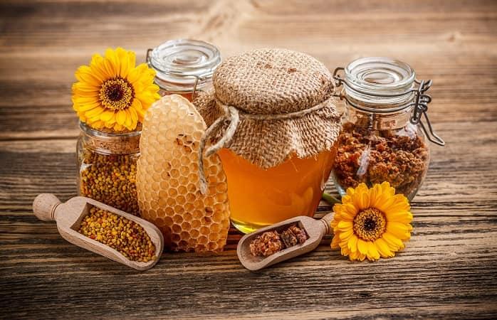 изделия из мёда