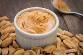 польза арахисовой пасты и рецепты
