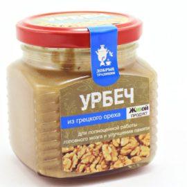 купить урбеч из грецкого ореха в Алматы
