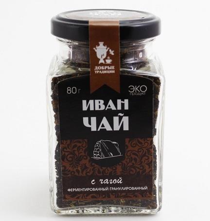 купить иван чай с чагой в Алматы