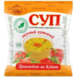 нутовый суп быстрого приготовления