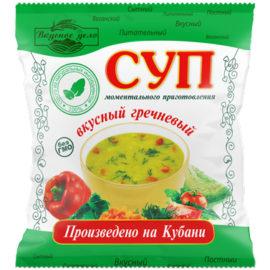 гречневый суп в Алматы