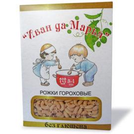 гороховые макароны Алматы