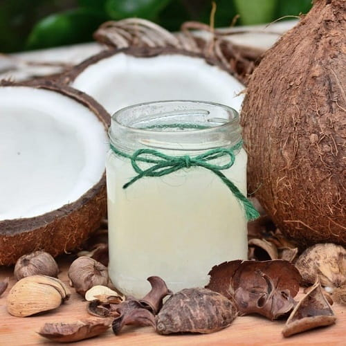 Кокосовое масло в похудении