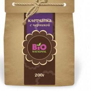 Клетчатка с черникой, Алматы