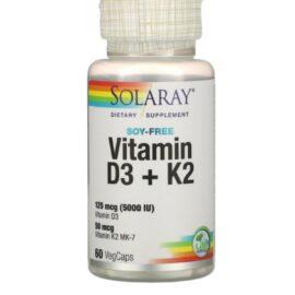 Vitamin D3+K2, Алматы